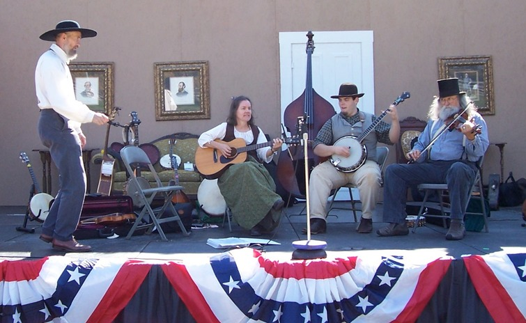 The McKenzies & Friends, Appomattox