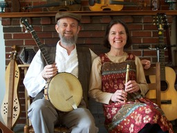 The McKenzies, tenor banjo & whistle