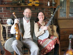The McKenzies, fiddle & banjo