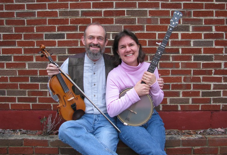 The McKenzies, fiddle & banjo '08