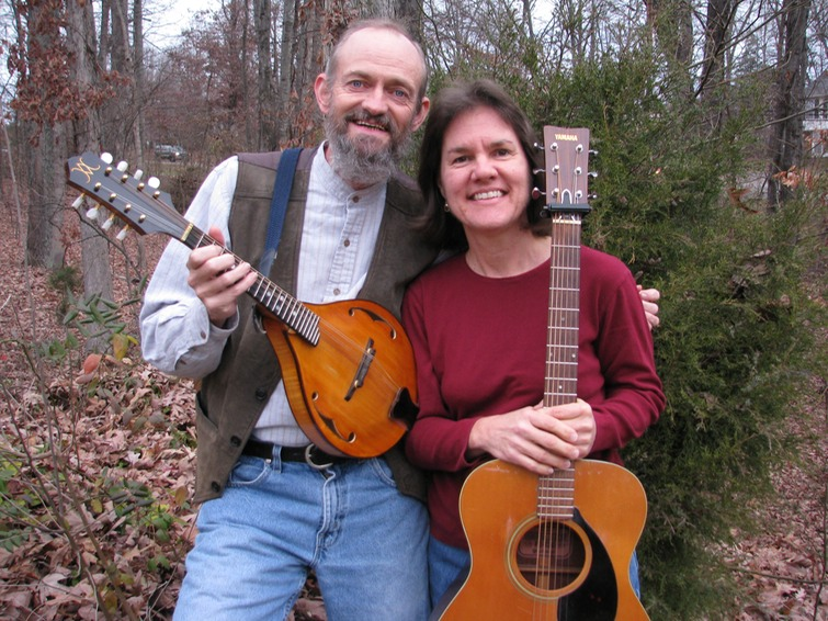 The McKenzies, mandolin & guitar, '08