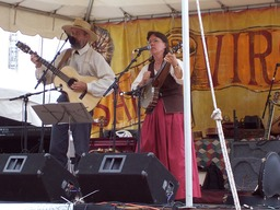 The McKenzies at Sail Virginia Festival, Norfolk